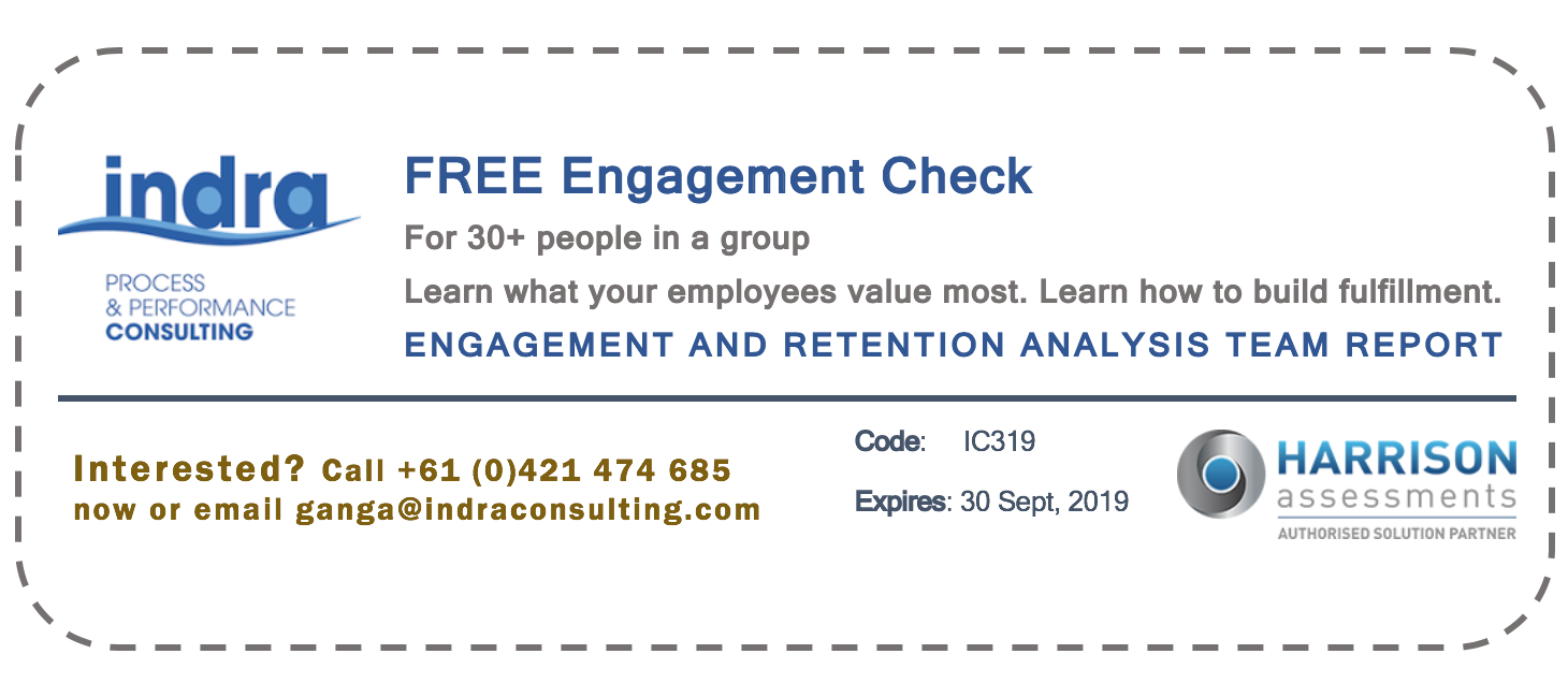 Employee Engagement Free Report