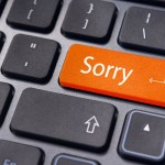 The Power of Sorry – A Strategic Advantage