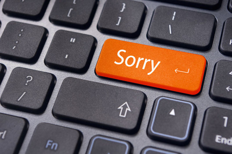 The Power of Sorry